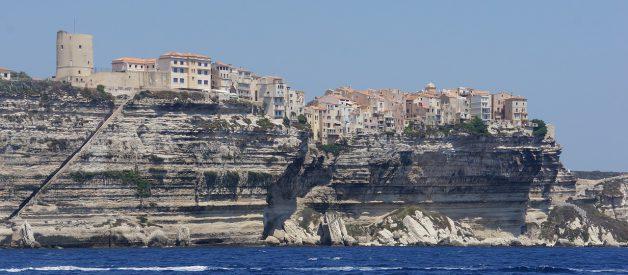 Bonifacio, des paysages merveilleux