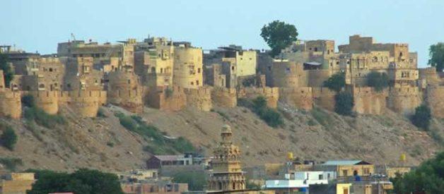 Une escapade à Jaisalmer : la ville d'or indienne