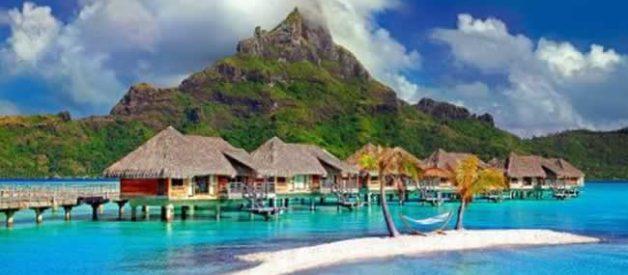 Top 4 des raisons de voyager en Polynésie française